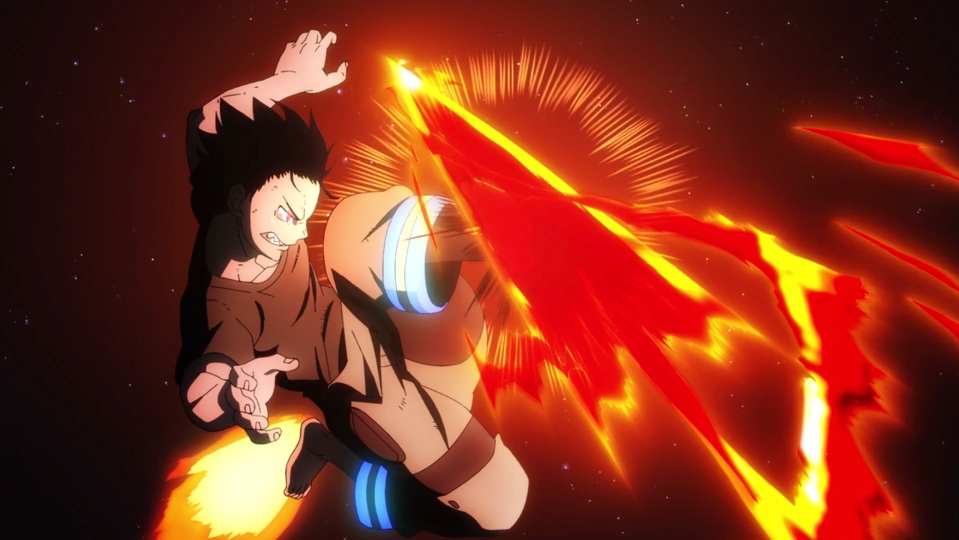 REVIEW: FIRE FORCE SEASON ONE - The Nerdy Basement